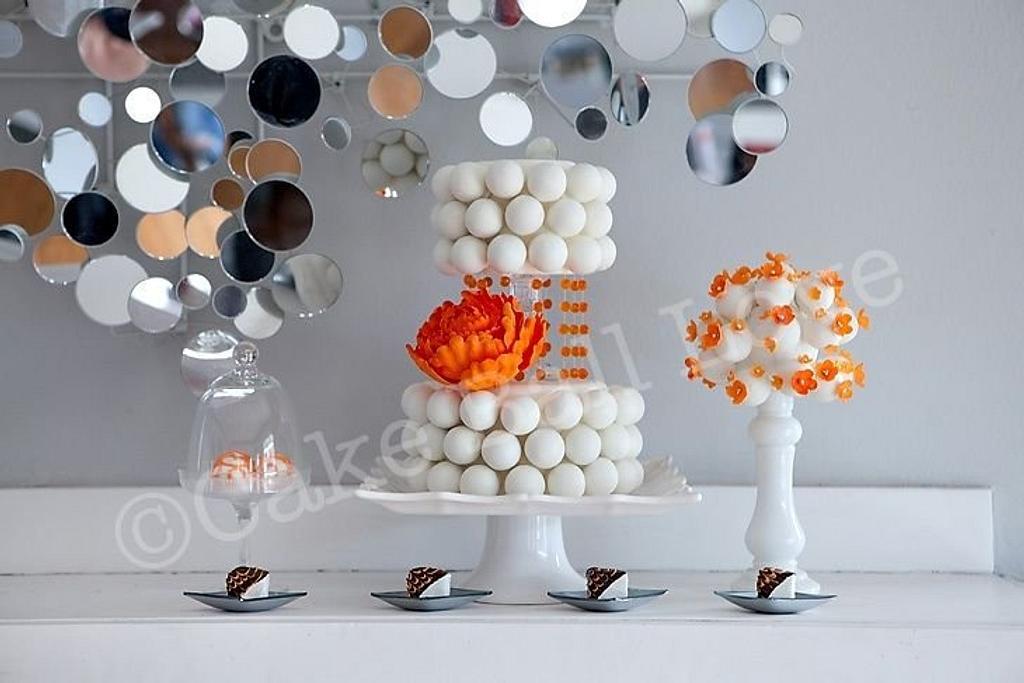 Cake Ball Cake-Photo Shoot with Laura Christin by Pamela Genio-Bates