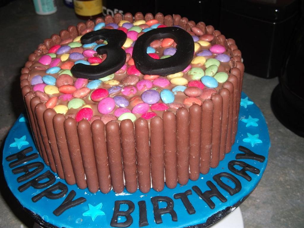 Very Chocolatey Cake! by Debbie Sanderson