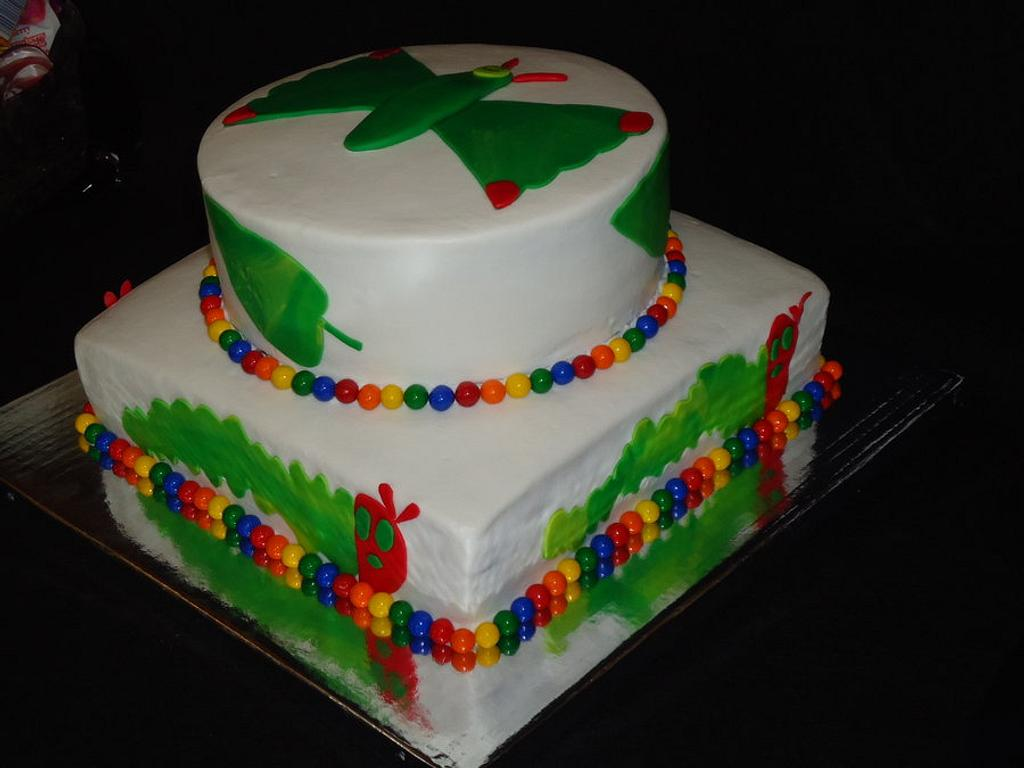 The Very Hungry Caterpillar by Kim Leatherwood