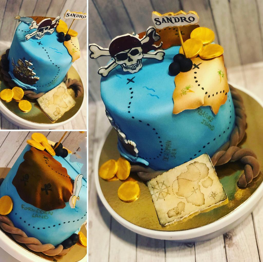 Pirate  by Jenny's Cakery