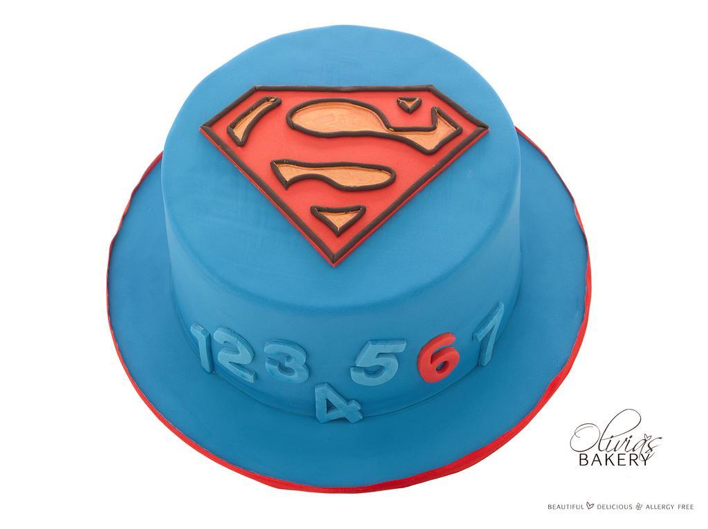 Superhero by Olivia's Bakery