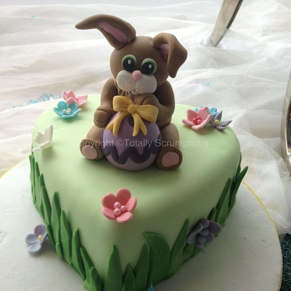 Easter Bunny by Totally Scrumptious