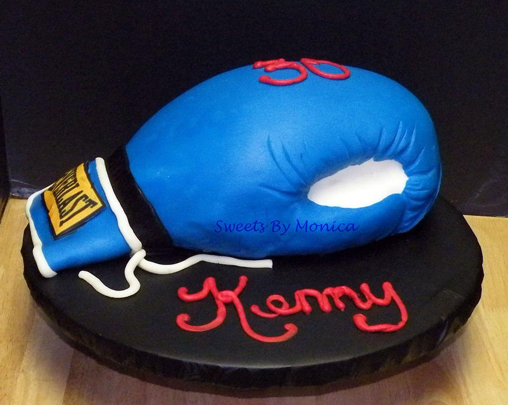 Boxing Birthday by Sweets By Monica