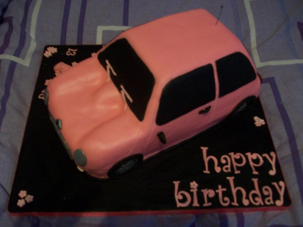 Mini Cake by jens cakes