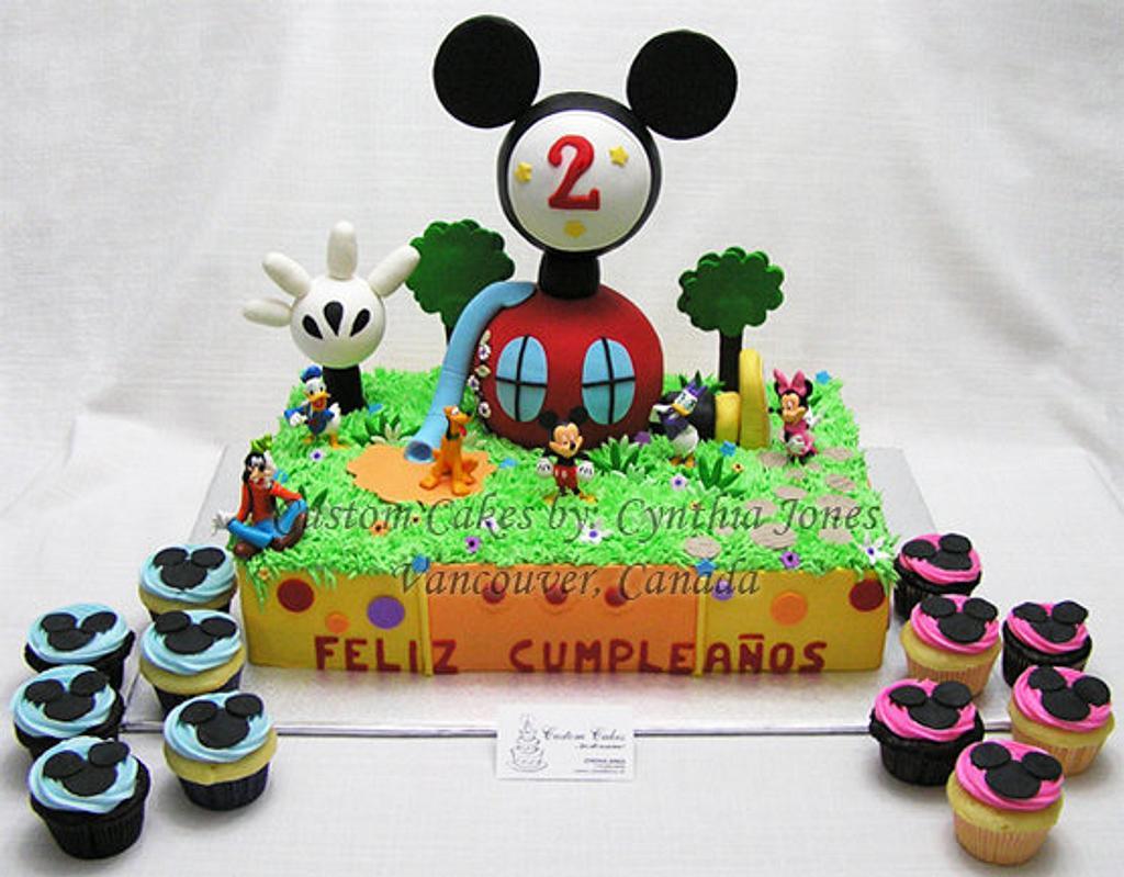 Feliz Cumpleaños ... by Cynthia Jones