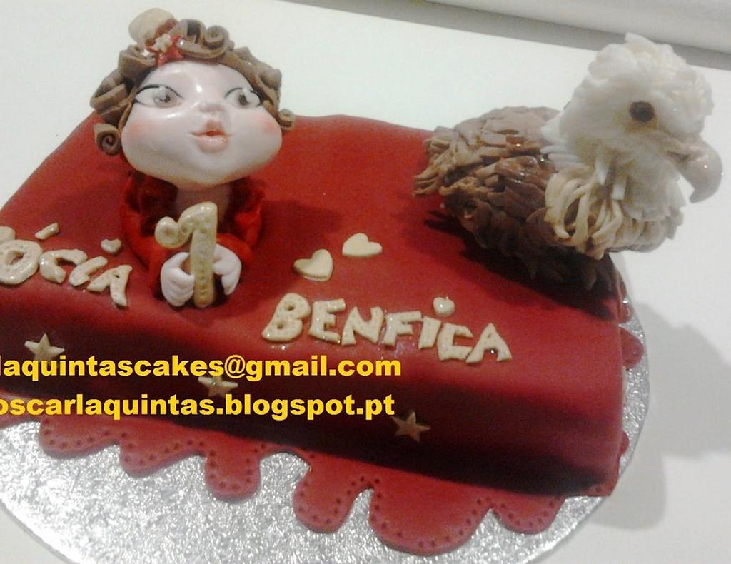 SLBenfica (Soccer) by carlaquintas