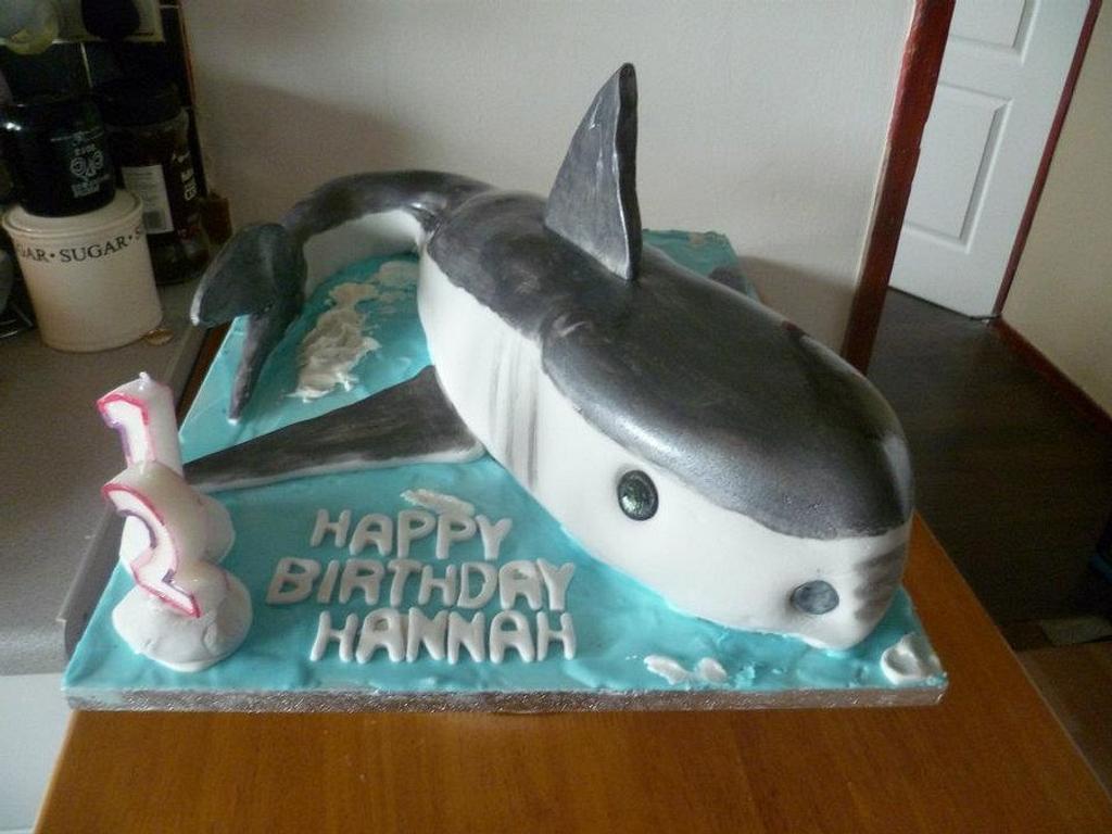Shark  by treacle