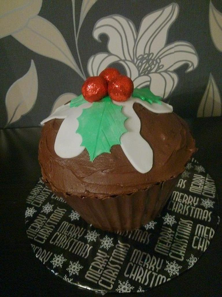 Our christmas cake! by Sue