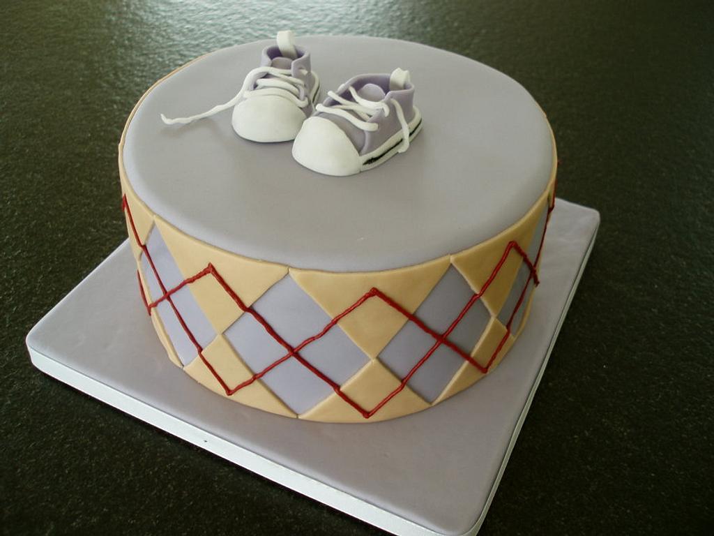 Chuck's Babyshower by Olivia's Bakery