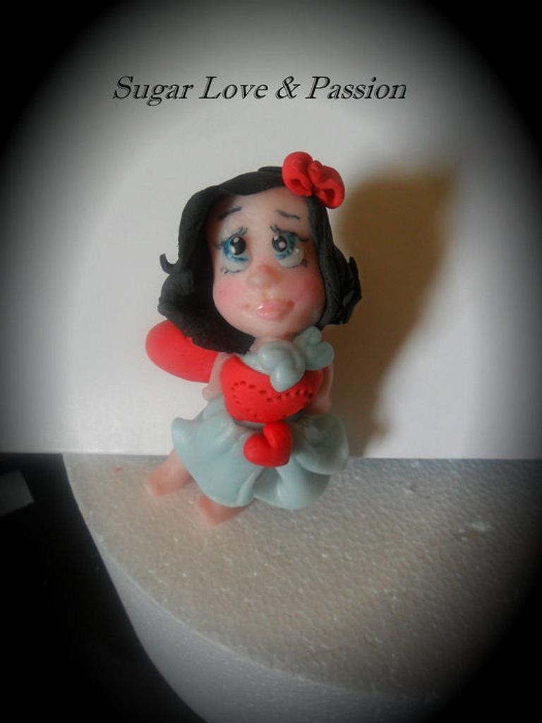 Dolce Cuore by Mary Ciaramella (Sugar Love & Passion)