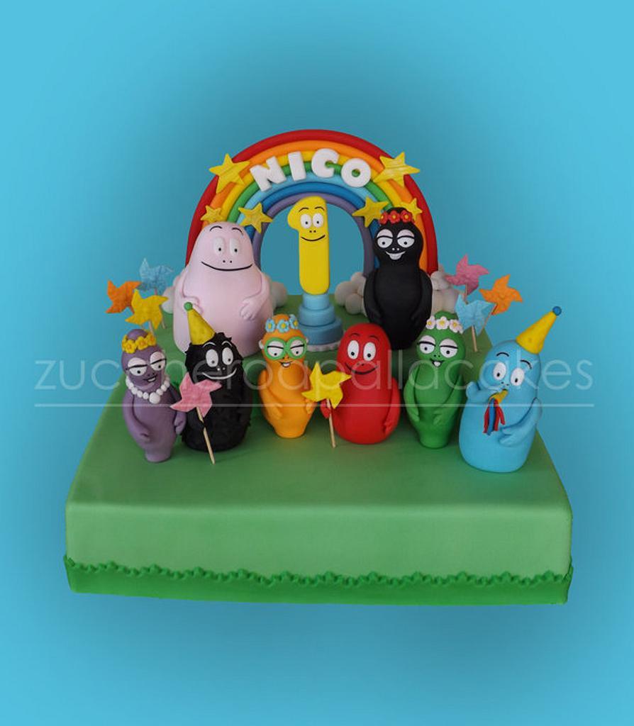 babba papas cake by Sara Luvarà - Zucchero a Palla Cakes