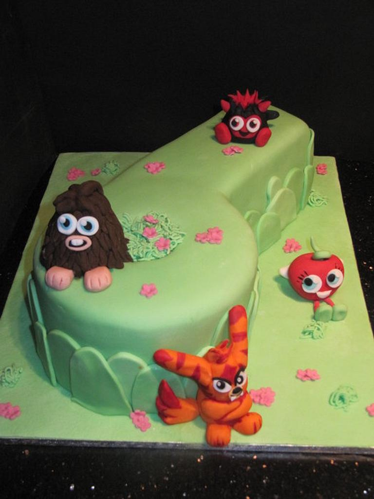 moshi  by d and k creative cakes