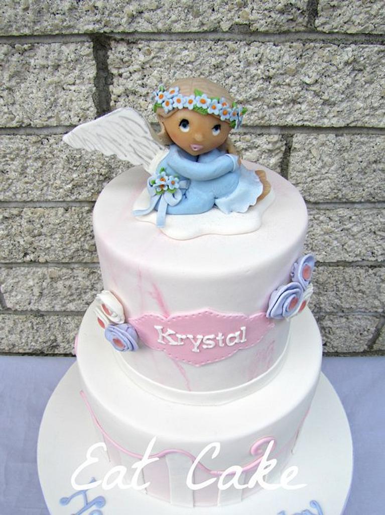 Angel Cake by Eat Cake