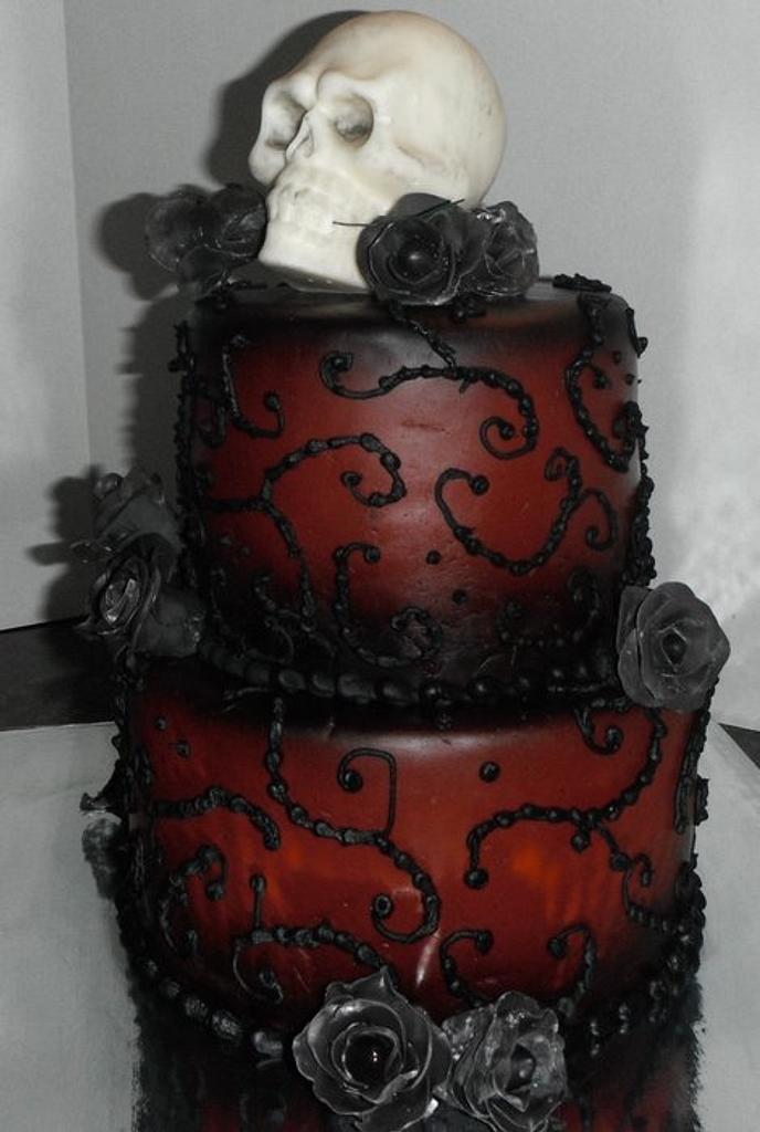 Red Skull by munkey