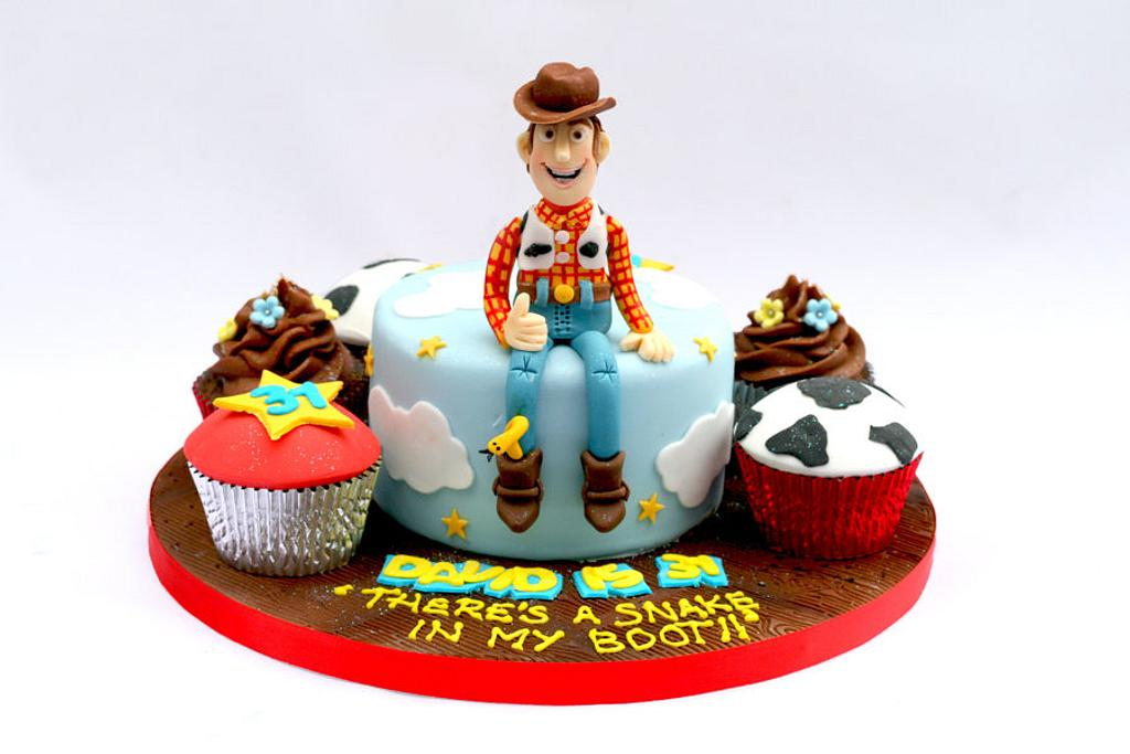Woody! by OfF ThE CuFf CaKeS!!