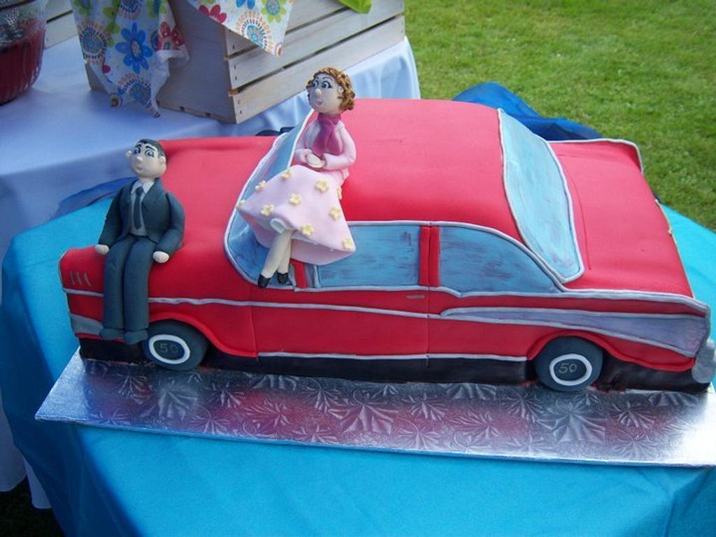 Al & Carol's 50th by mallorymaid
