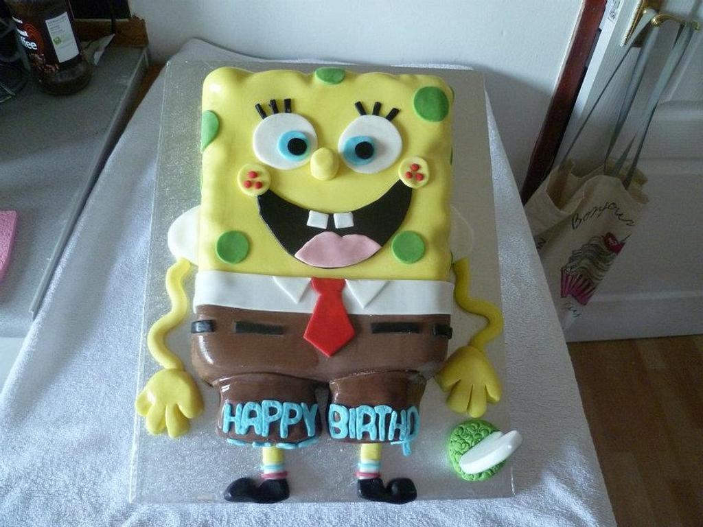 Spongebob  by treacle