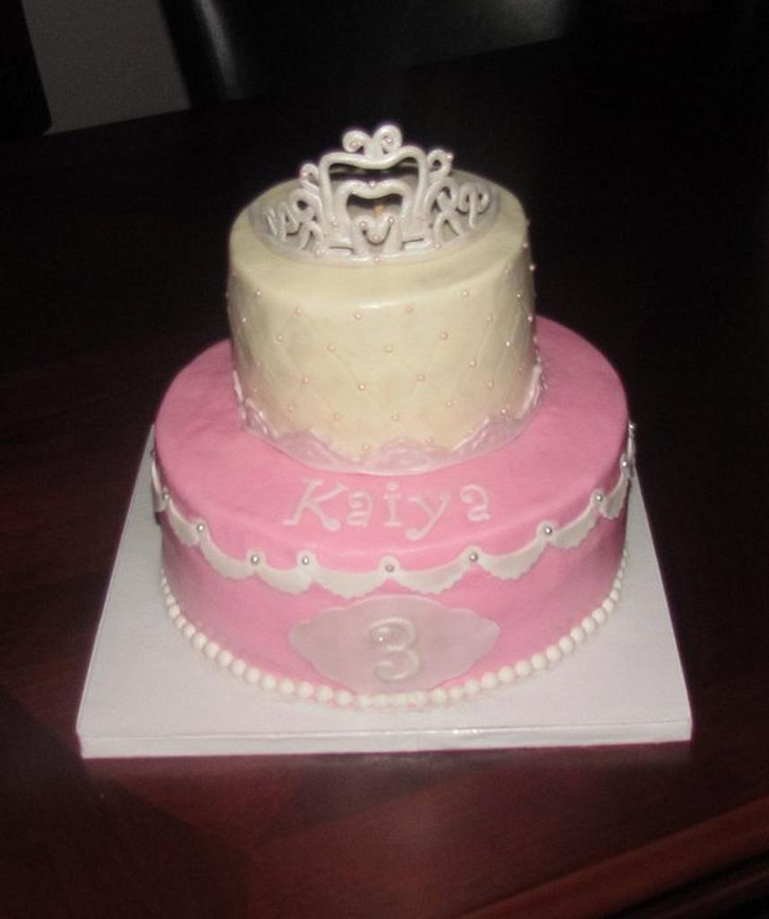 Princess Cake by Jaybugs_Sweet_Shop