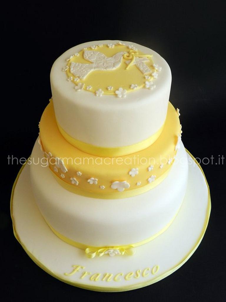Confirmation cake by mamadu