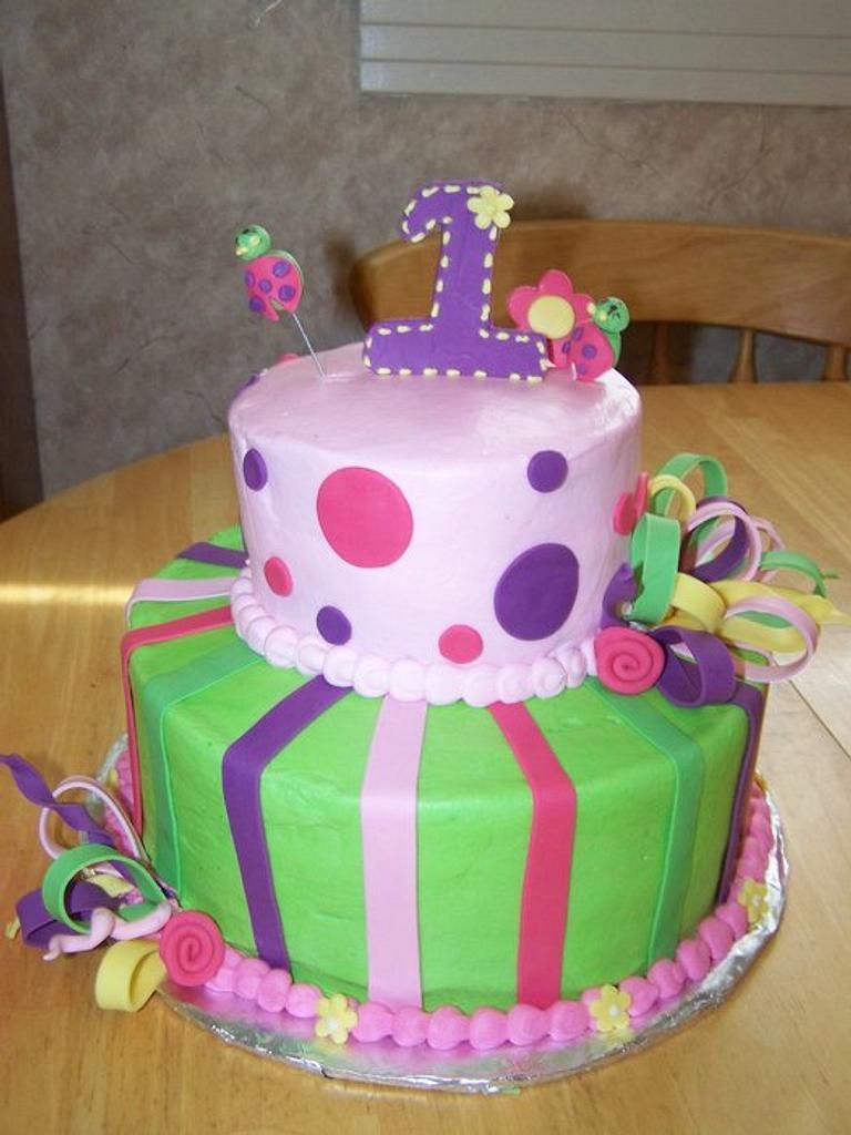 Ladybug Birthday!! by brandy818