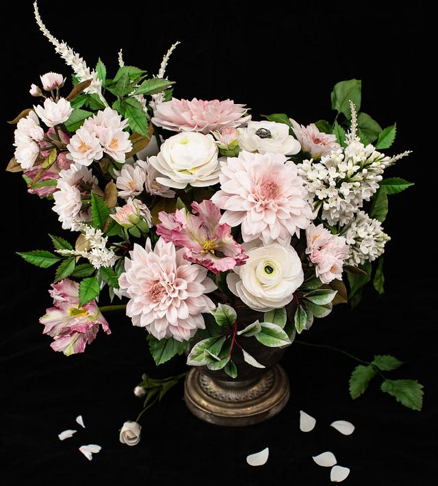 Flower bouquet 💗