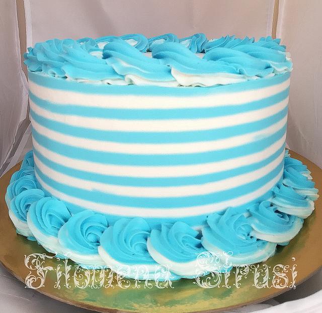 Simple whippingcream cake 🙂