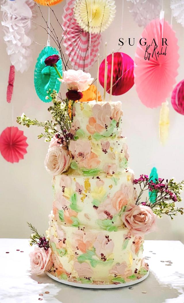 The cake that Fortieth dreams are made of...