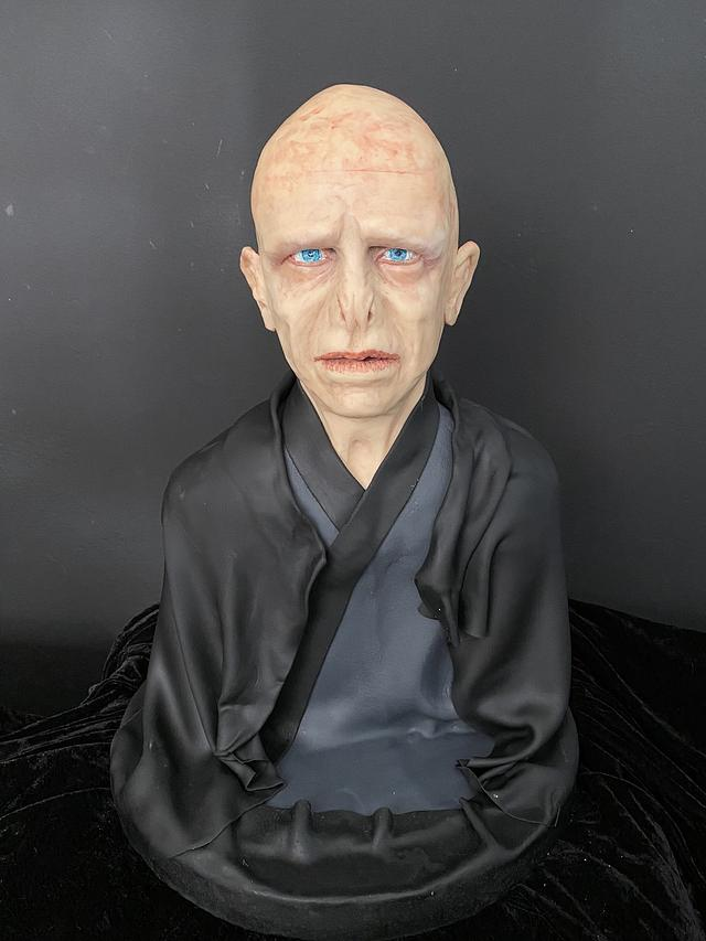Ugly Handsome Lord Voldemort