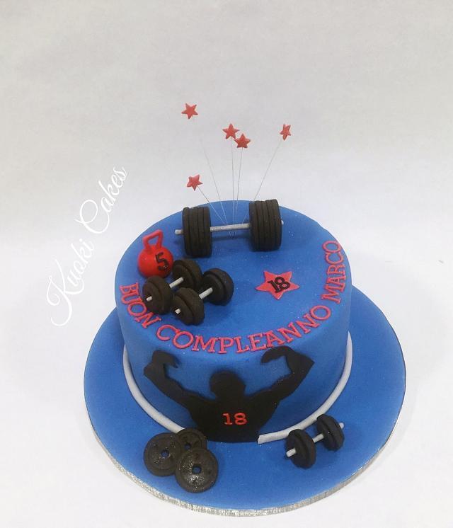 Pleasing Birthday Boy Cake By Donatella Bussacchetti Cakesdecor Funny Birthday Cards Online Elaedamsfinfo