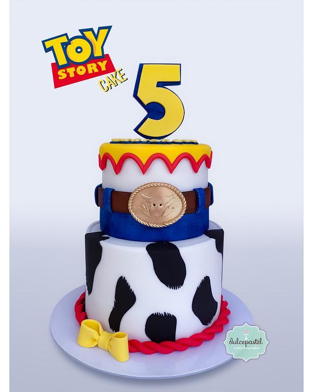 Torta Toy Story Jessie la Vaquerita en Medellín