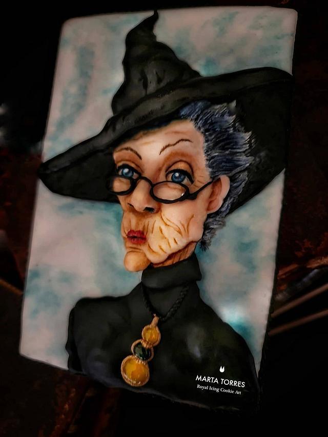Minerva McGonagall - Harry Poter B-Day Collaboration
