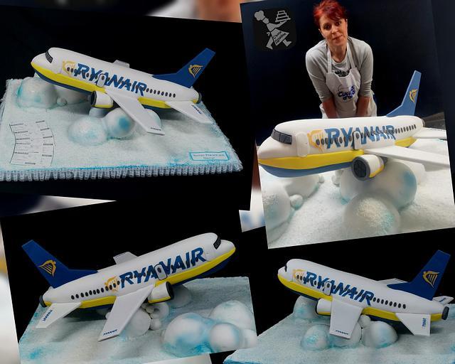 Cake Airplan
