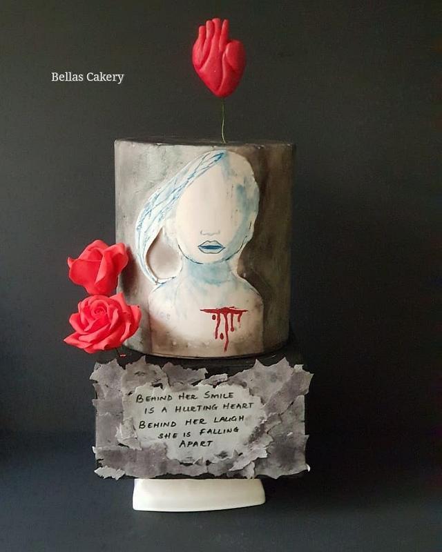 Broken hearted Valentine's Day Collaboration