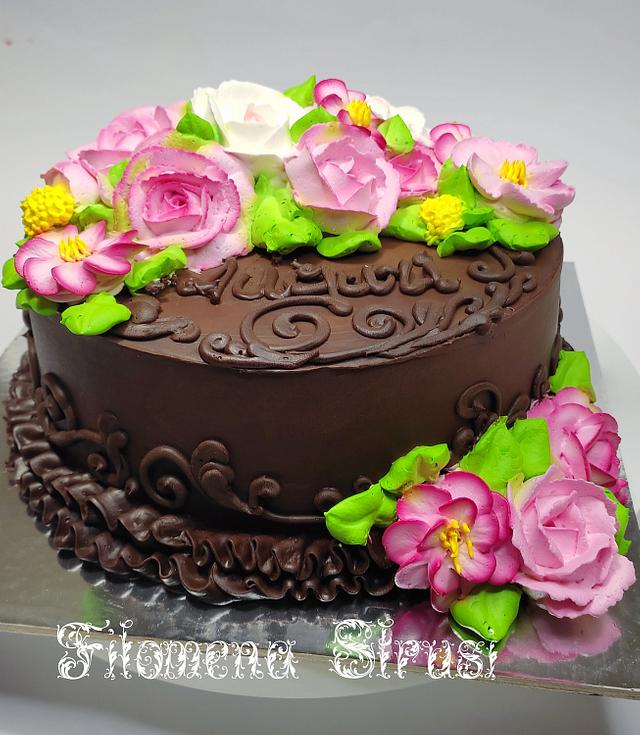 Ganache cake !