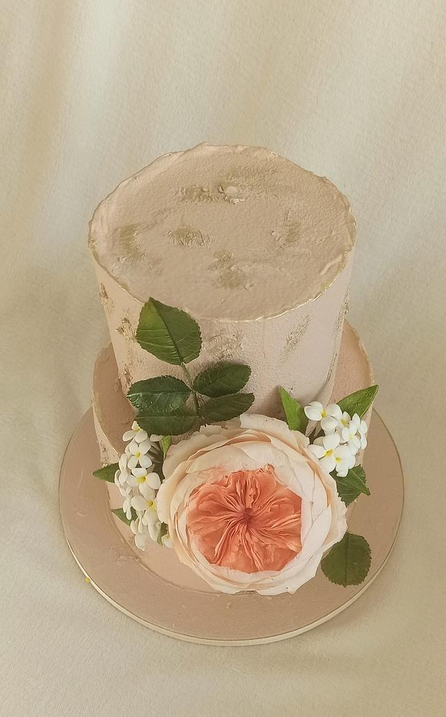 Cake for a young lady