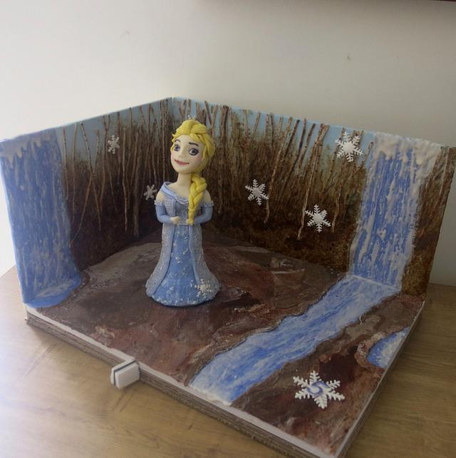 Interactive Elsa