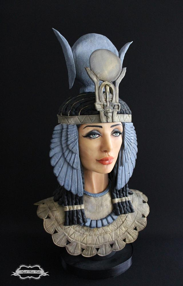 The Goddess Isis -  Mysteries of Egypt Collaboration