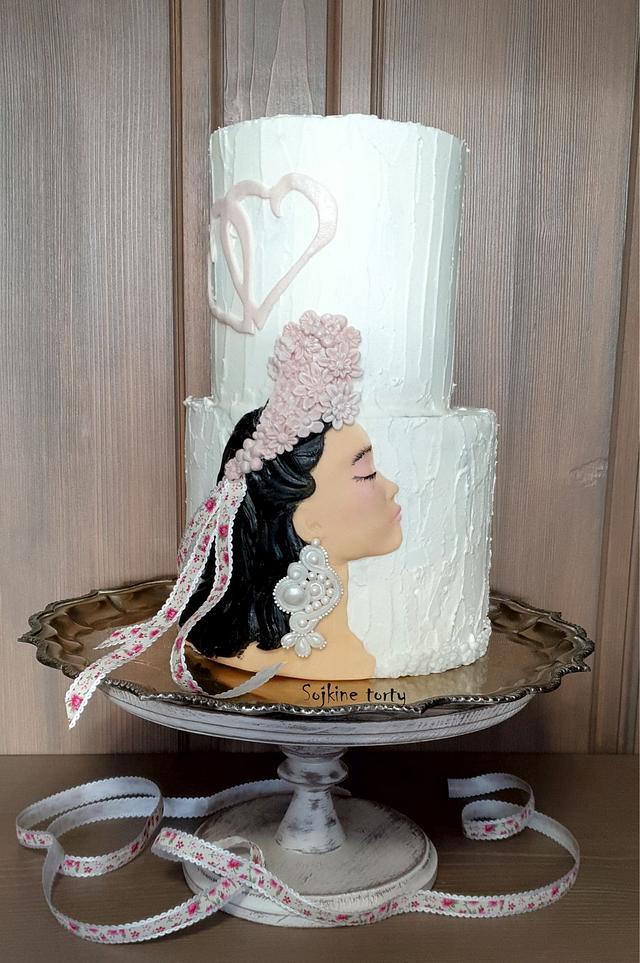 Slovak bride:)