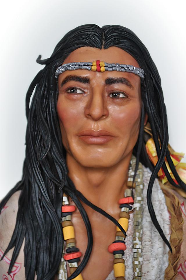 Cherokee Warrior