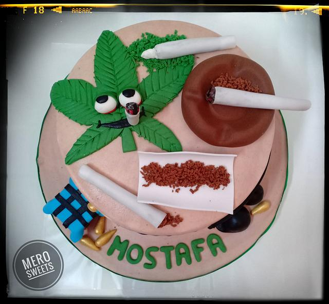 Pubg and drugs cake