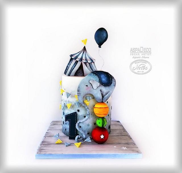 """""""Elephant Circus"""""""