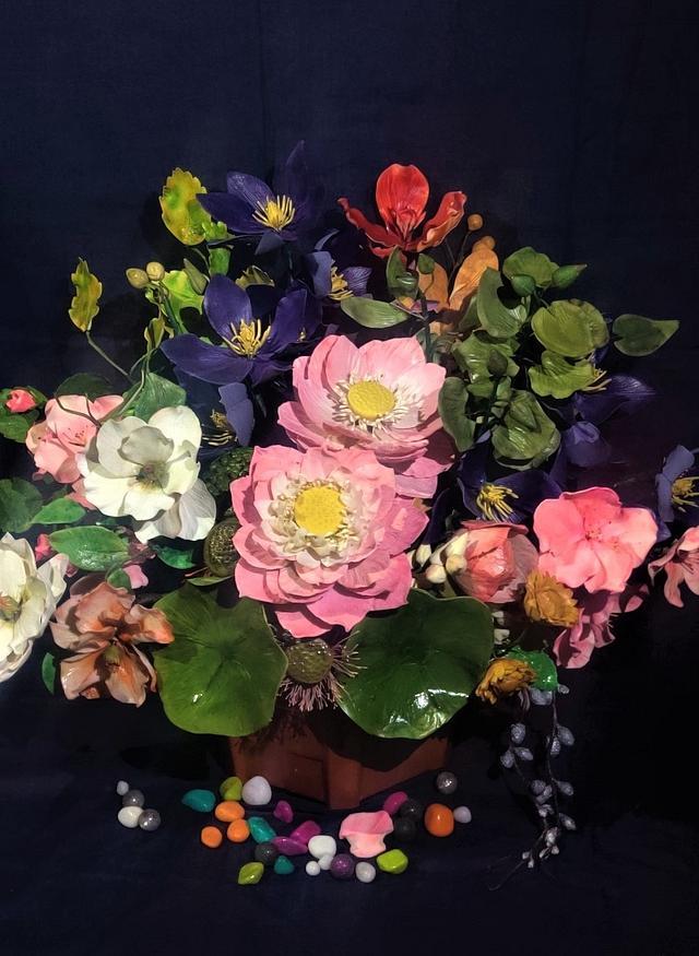 Lotus Bouquet