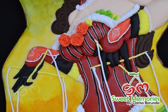 Catrina Cookie (Catrina Parade Collab)