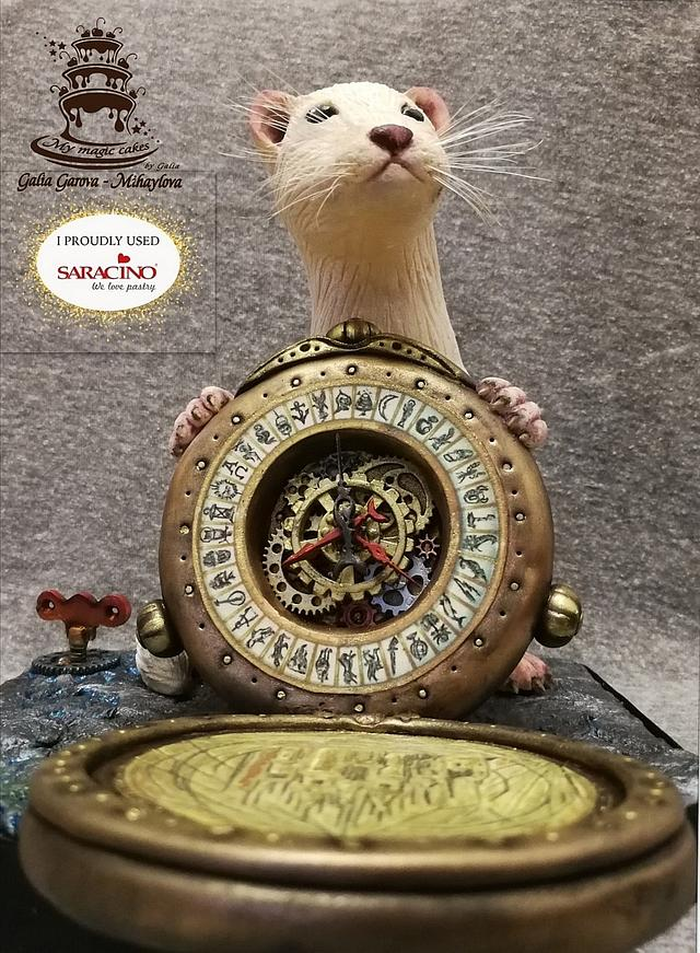 Pan and the Golden Compass