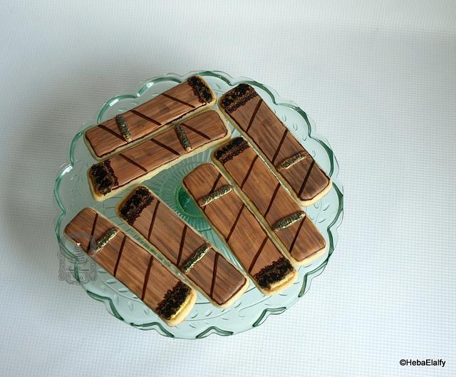 62nd birthday cookies