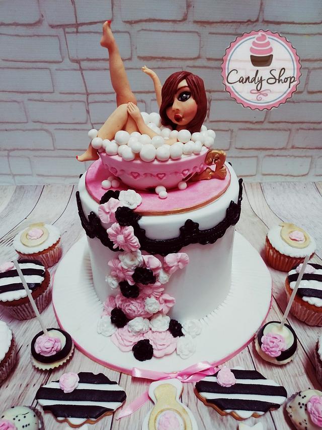 Cake weeding