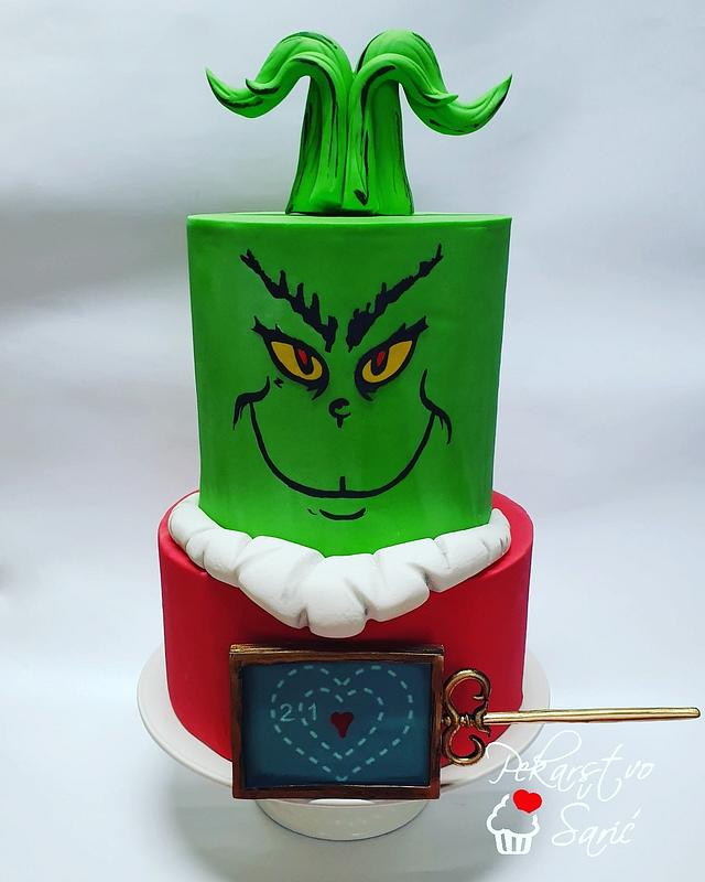 You're a mean one, Mr. Grinch! 💚