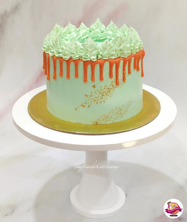 Pineaaple Gold cake
