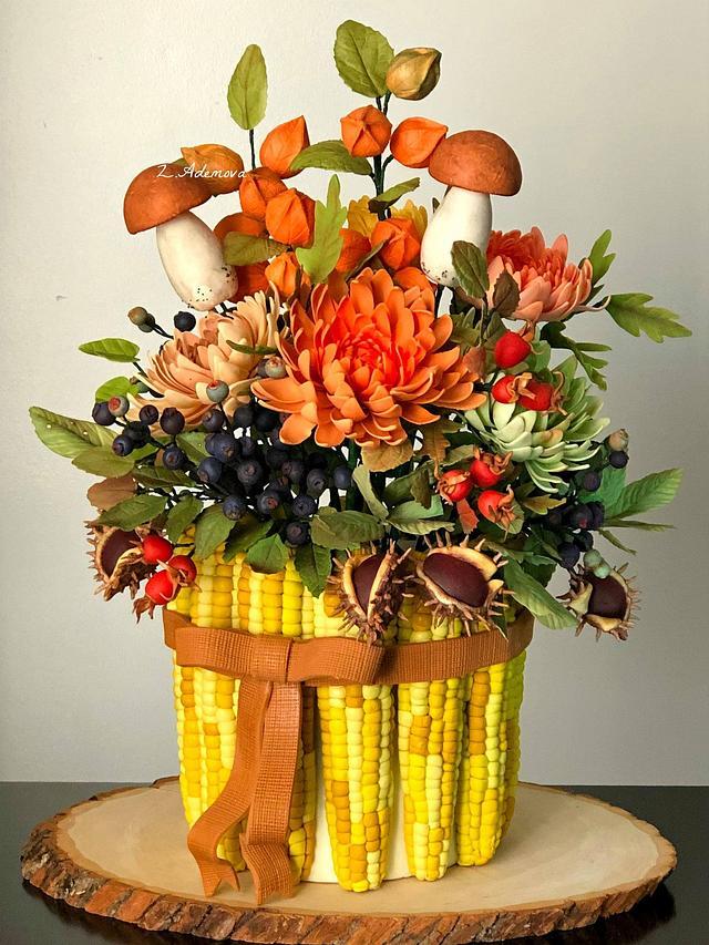 Autumn (fall)cake....