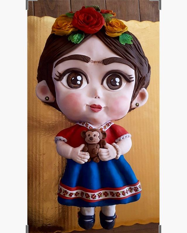 Little Frida Cake